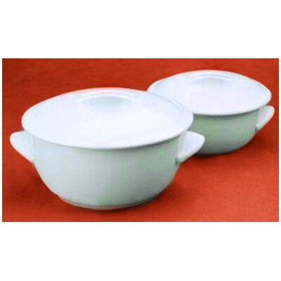 Pillivuyt 110 Oz. Round Casserole