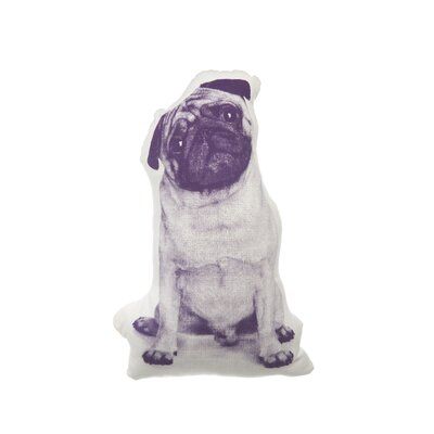 Areaware MINI Pug Pillow