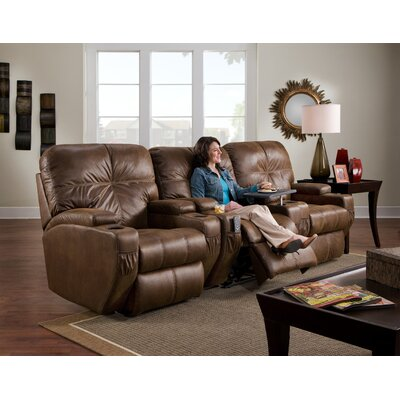 Recline Designs London Home Theater Recliner