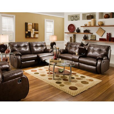 Recline Designs Dodger Reclining Sofa