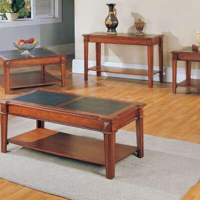 Bernards Cambridge Coffee Table Set