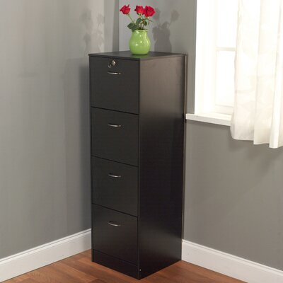 TMS 4 Drawer Filing Cabinet