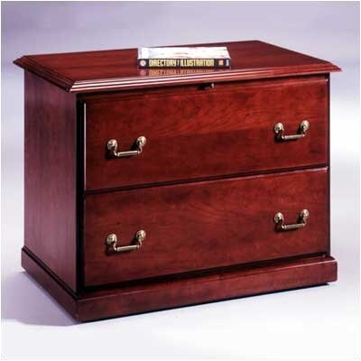 High Point Furniture Legacy Executive Veneer Lateral File