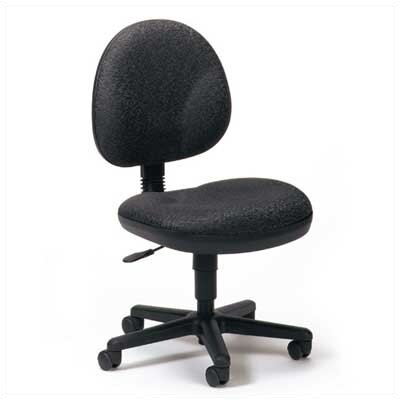 High Point Furniture Mid-Back Armless Task Chair