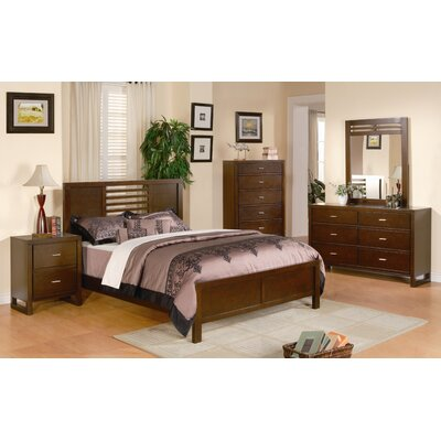 Woodbridge Home Designs Tove Panel Bedroom Collection