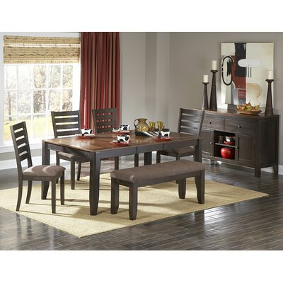 Woodbridge Home Designs 5341 Series Dining Table