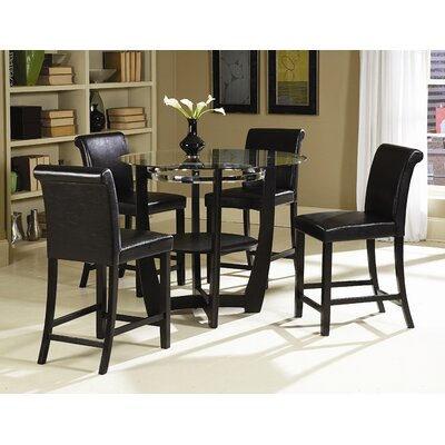 Sierra 5 Piece Counter Height Dining Set