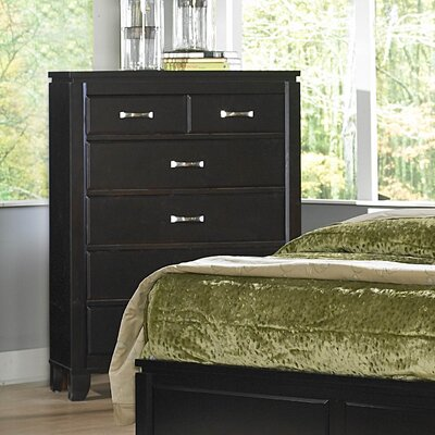 Woodbridge Home Designs 1357 Series 6 Drawer Chest