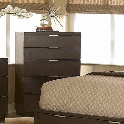 Woodbridge Home Designs Cologne 5 Drawer Chest