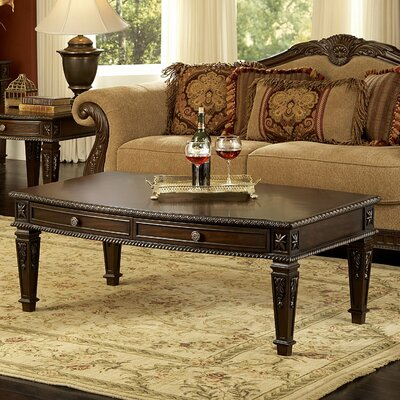 Woodbridge Home Designs Palace Coffee Table Set