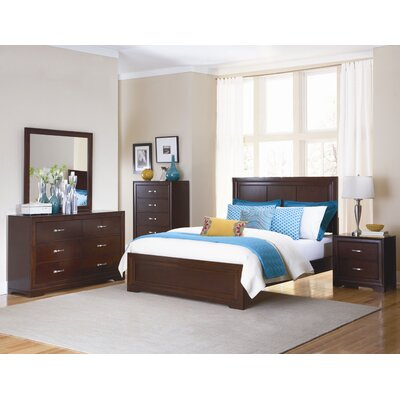 Woodbridge Home Designs Hendrick Panel Bedroom Collection