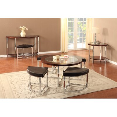 Woodbridge Home Designs Maine Coffee Table Set