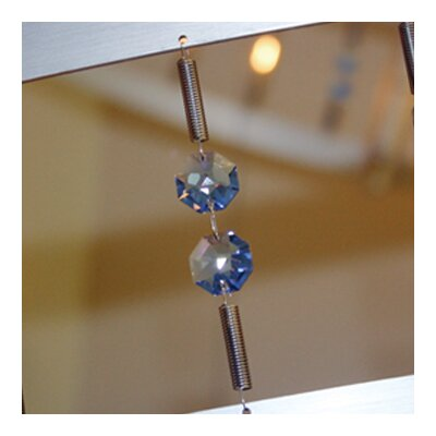 Flight 20 Light Low Voltage Track Light with Swarovski Crystals