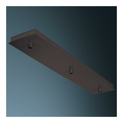 Bruck Lighting Multi-Point Canopy Linear