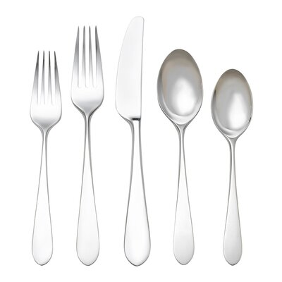 Stainless Flatware 5 Piece Soho Place Setting