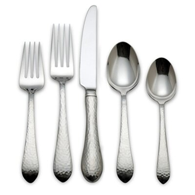 Reed & Barton Hammered Antique Flatware Collection