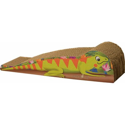 Imperial Cat Medium Iguana Recycled Paper Cat Scratching Board