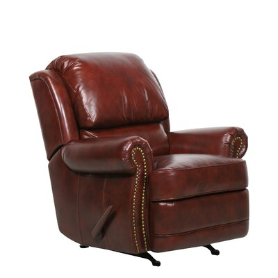 Barcalounger Regency ll Leather Recliner