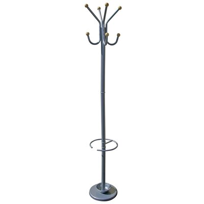 ORE Furniture Coat Rack with Umbrella Holder