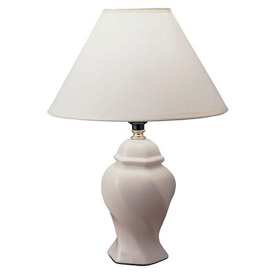 ORE Furniture Short Table Lamp