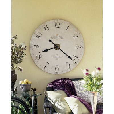 Enrico Fulvi Gallery Wall Clock