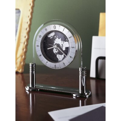 Howard Miller® Discoverer Alarm Clock