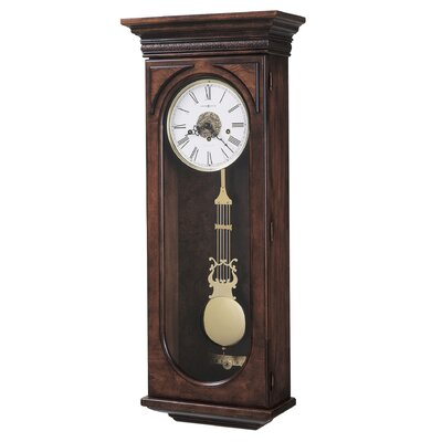 Earnest Key Wound Wall Clock