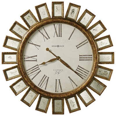 "Howard Miller® Solaris 32"" Gallery Wall Clock"
