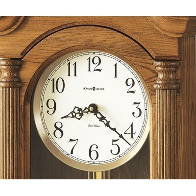 Howard Miller® Amanda Chiming Quartz Wall Clock