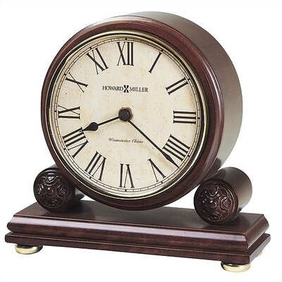 Howard Miller® Redford Chiming Quartz Mantel Clock