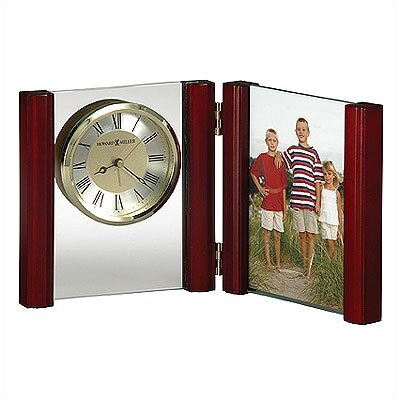 Howard Miller® Alex Picture Frame Alarm Clock