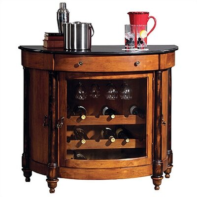 Howard Miller® Merlot Valley Wine and Spirits Console