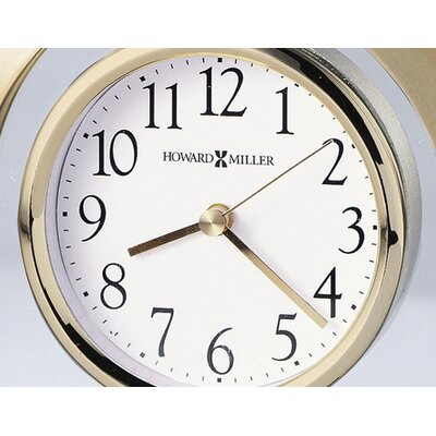 Howard Miller® Imperial Tabletop Clock
