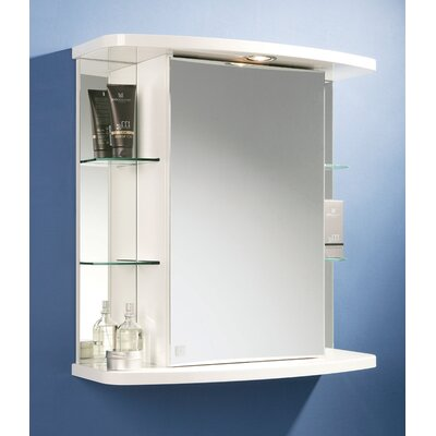 1 Door Mirror Cabinet Wayfair Uk