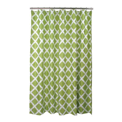 Blissliving Home Kew Green Shower Curtain | Wayfair