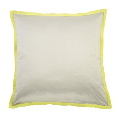 Blissliving Home Caltha Euro Sham in Citron