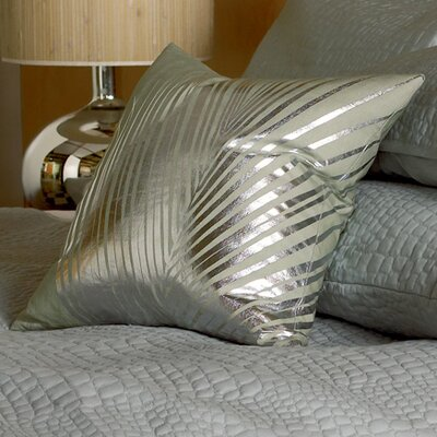 Blissliving Home Rivo Alto Pillow in Silver