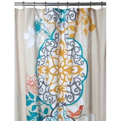 Blissliving Home Shangri La Shower Curtain