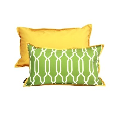 Blissliving Home Aspen Atrium Acrylic Pillow
