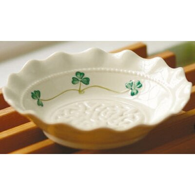 Belleek Tara Accent Dish