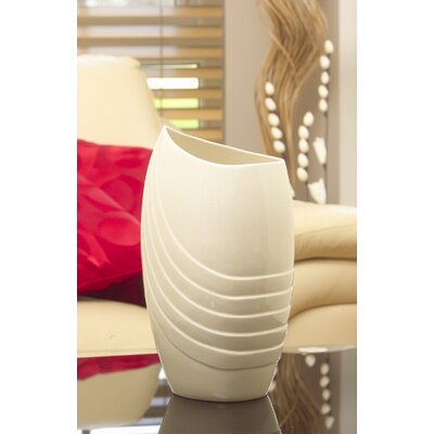 "Belleek Chic 12"" Vase"