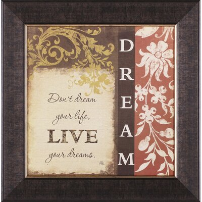 Art Effects Dream Framed Artwork