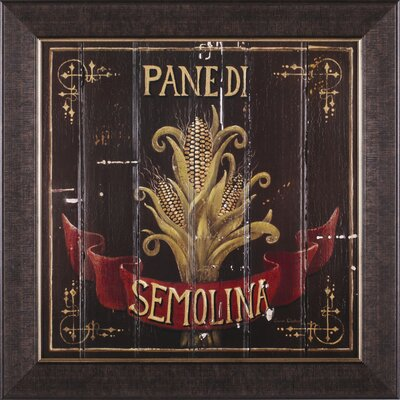 Art Effects Semolina Framed Artwork