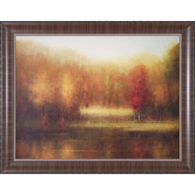 Art Effects Autumn Grace Framed Artwork