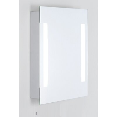 Astro Lighting Livorno Illuminated Cabinet - With Shaver Socket