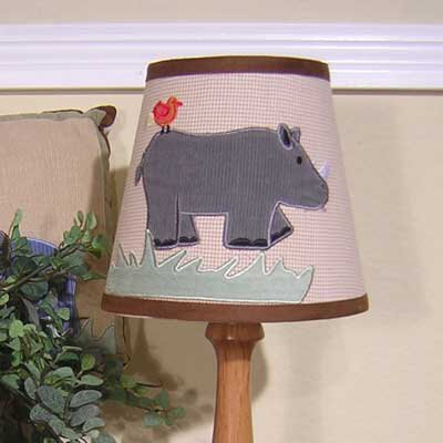 Brandee Danielle On Safari Lampshade