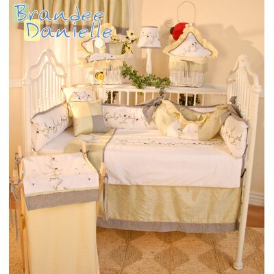 Be Be Bugs 4 Piece Crib Bedding Set