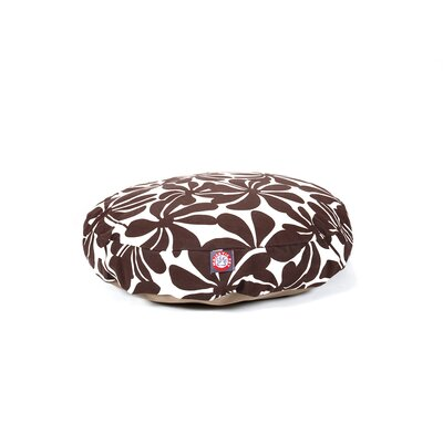 Majestic Pet Products Plantation Round Pet Bed