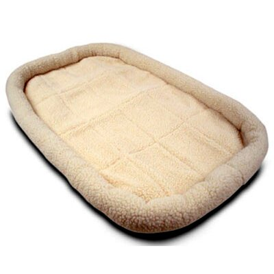 Majestic Pet Products Cotton Crate Mat Dog Bed