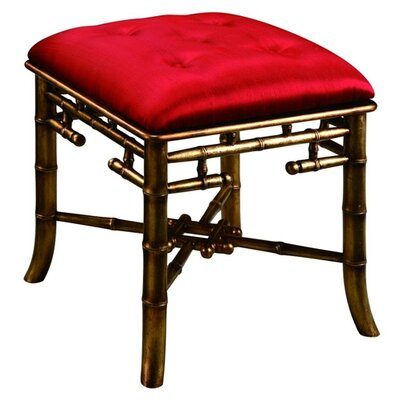 Bailey Street Castillo Fabric Bench